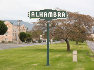 Alhambra, California