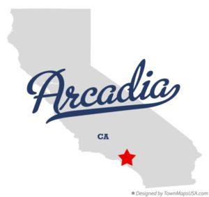 Arcadia Map